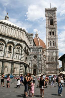 This is the Duomo, Baptistry and Bell Tower for Florence, Chip T - July 2009