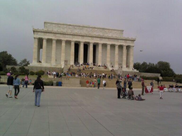 Lincoln Monument - Washington DC