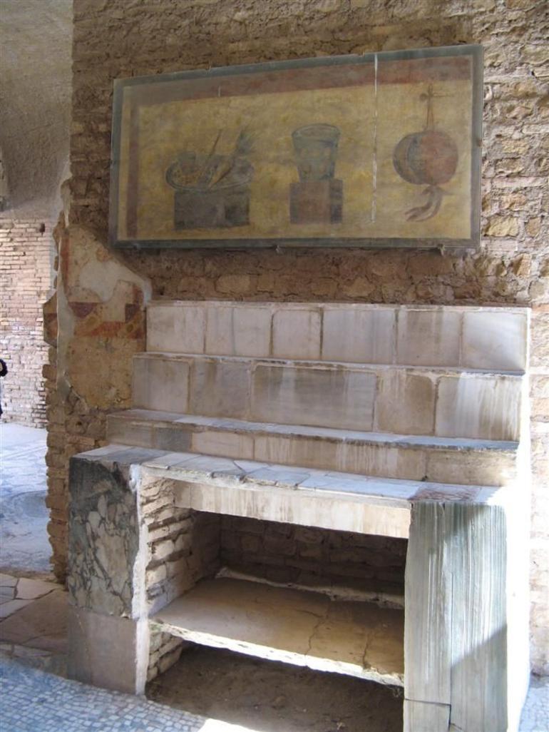 Ostia Thermopolium - Rome
