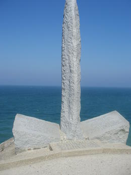 Pont du Hoc , Thomas C - September 2014