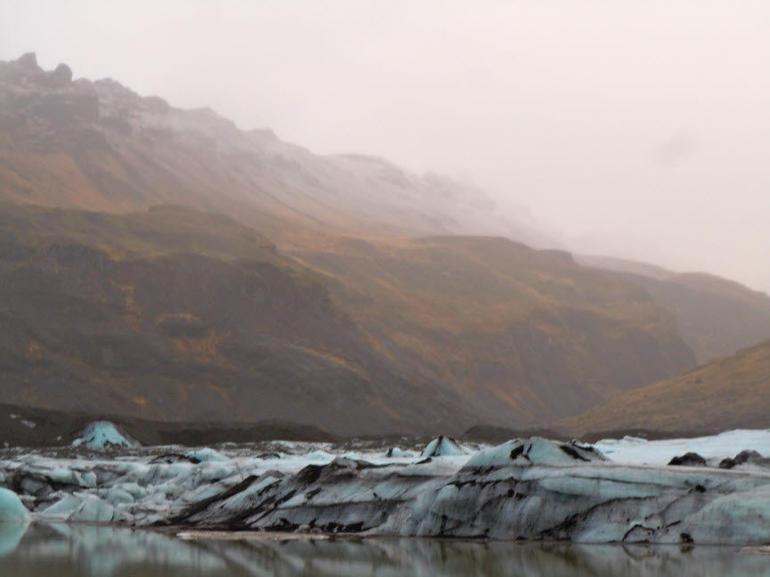 S�lheimajokull Glacier - Reykjavik