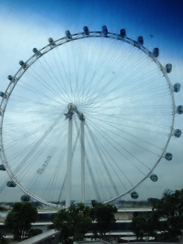 Singapore Flyer - Singapore