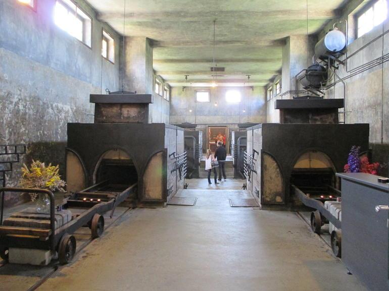 Terezin Crematory - Prague