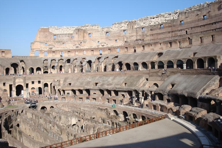 The Grandeur of the Colosseum - Undimmed by Time - Rome