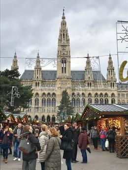 Christmas Market , Maria - December 2016