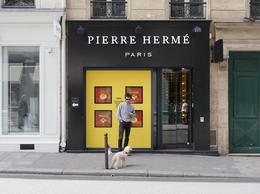 There are quite a few Pierre Herme shops, but this is the one we visited. , Jay S - June 2017