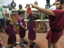 Gladiator museum was great! , cooper.marcus - July 2017