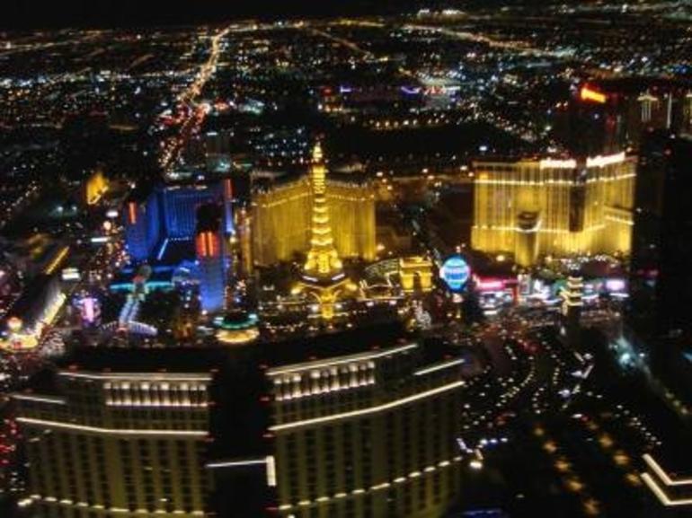 Bellagio/Paris/Planet Hollywood - Las Vegas