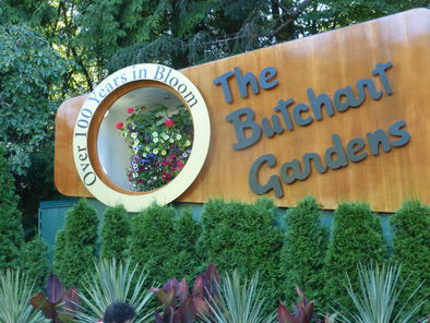 Butchart Gardens Tour from Victoria Viator