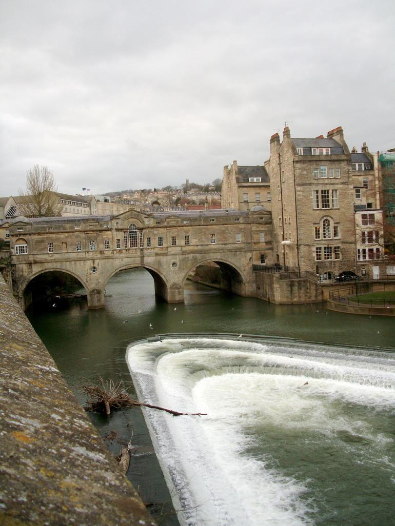 Bridge in Bath - London