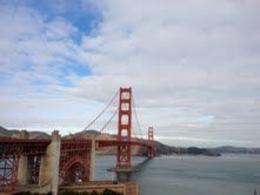Golden Gate Bridge , Diana M - November 2011