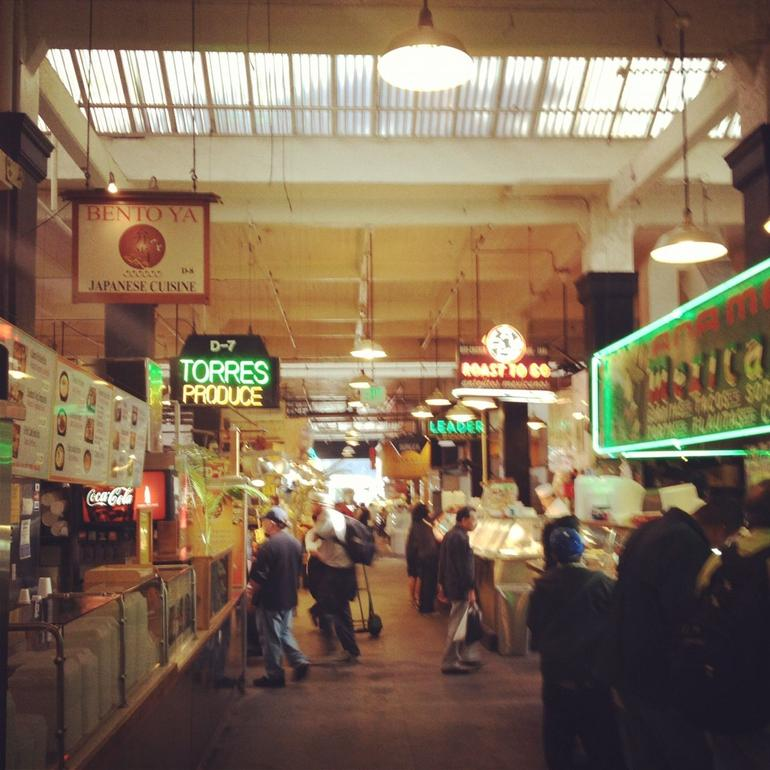 Grand Central Market - Los Angeles