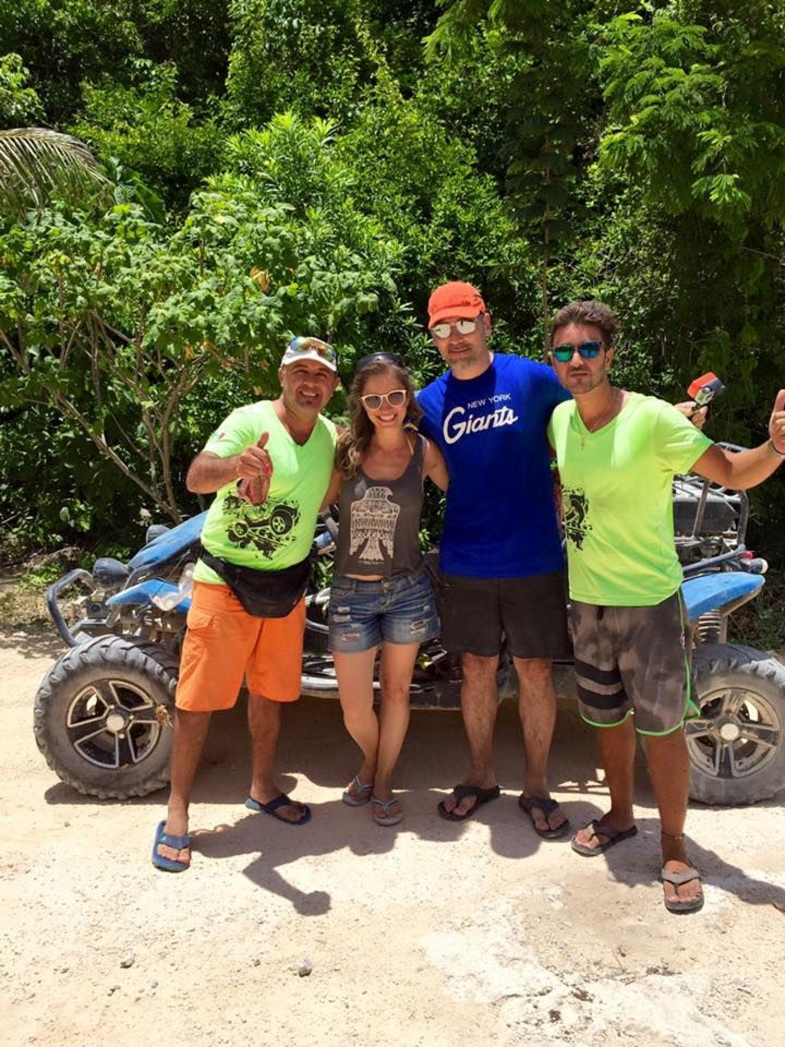 MÁS FOTOS, Recorrido en buggy por la selva desde Playa del Carmen, incluido baño en cenote