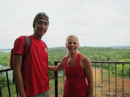 Gosh, he's tall for a Singaporean!! , Yasmine D - March 2013