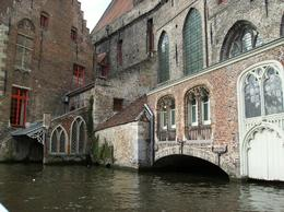 Canal in Bruges, Mary Katherine M - October 2010