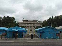 JSA with North Korea in front of us. , Christian L - August 2014