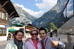 Paddington, Sydney, Australia lady, Sue and Kid taken before our return to Zurich , Andrew T Lyon - September 2011
