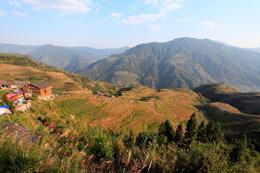 Village on Longji - May 2012