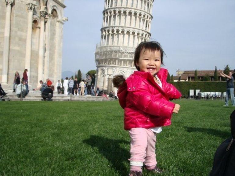 Lyn In Pisa - Pisa