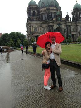 John and Sophia Tashie do Berlin 2013 , John T - July 2013