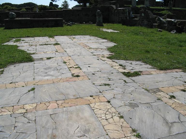 Ostia Floor - Rome