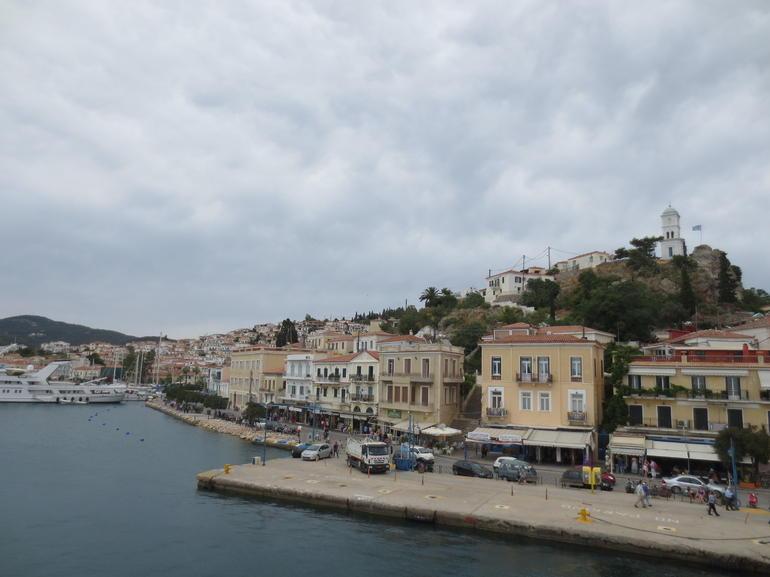 Poros island, Greece - Athens