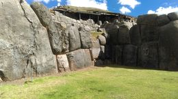 Seriously, how did they get these giant boulders here?! , Heather H - May 2016