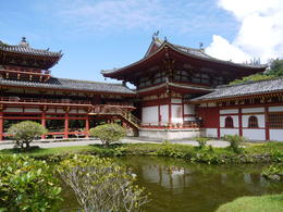 Byodo-In Temple , Chloejay - October 2011