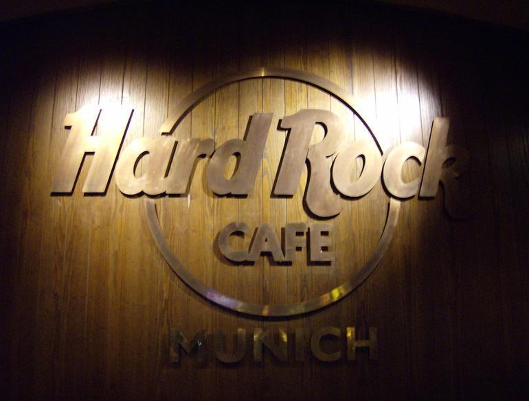 The Hard Rock Cafe Munich - Munich