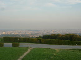 Panoramic views of Vienna, Irene - October 2013