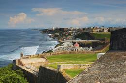 View of Old San Juan - May 2011