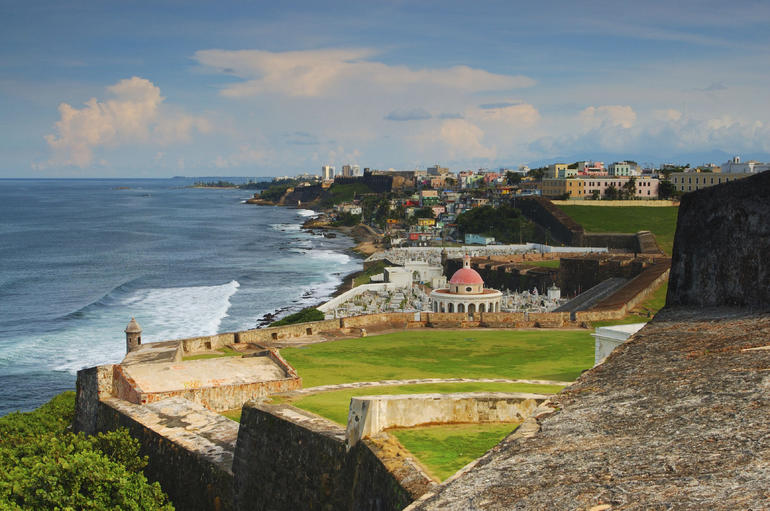 View of Old San Juan - San Juan