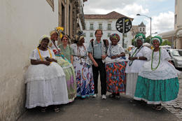 Ladies of Salvador , Patricia W - April 2012