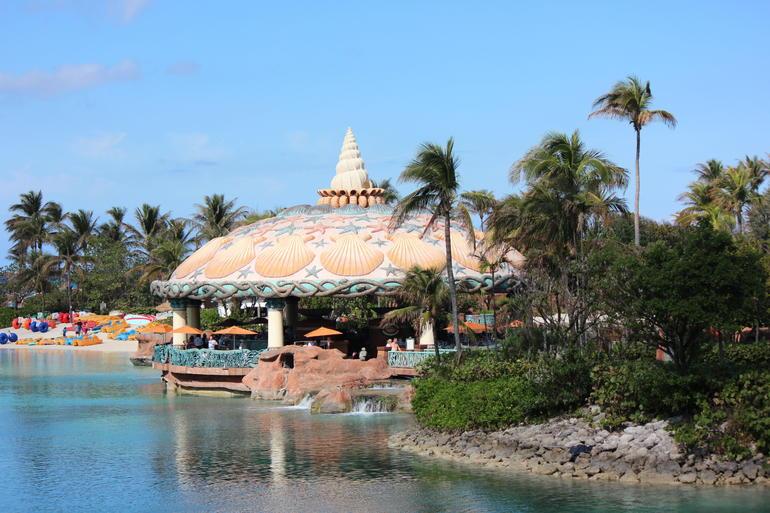 Beach Bar - Nassau