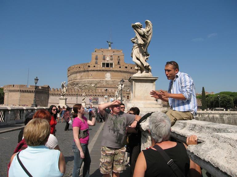 Castel S. Angelo - Rome
