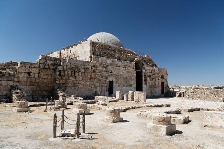Citadel in Amman - Amman