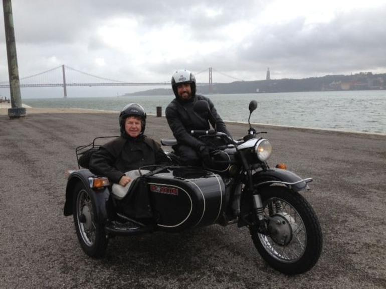 Easy Rider Lisbon style - Lisbon