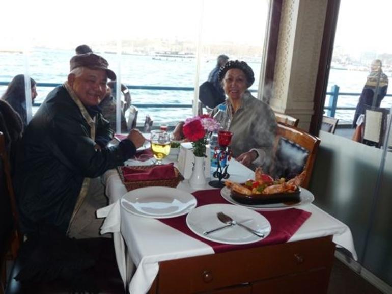 Eminonu Pier Restaurant - Istanbul