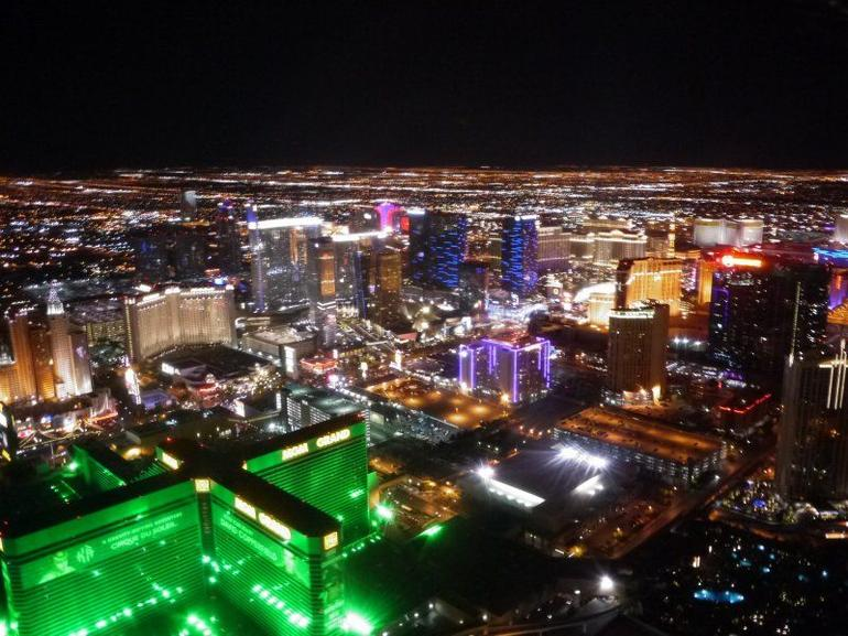 excellent view of Las Vegas - Las Vegas