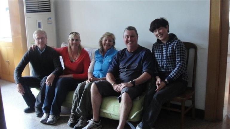 Family cooking class - Xian