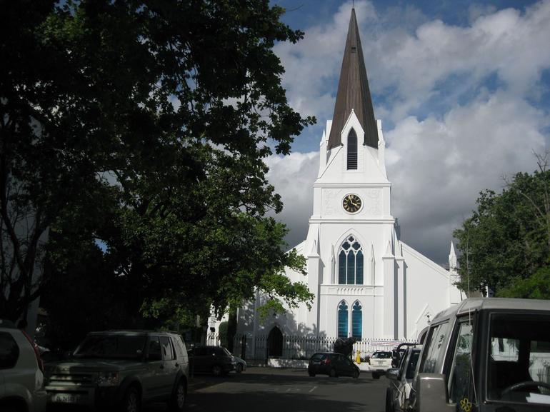 Franschoek - Cape Town