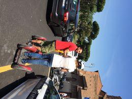 Gianluca Great Rome Segway Guide romebysegway , Valerie R - June 2015