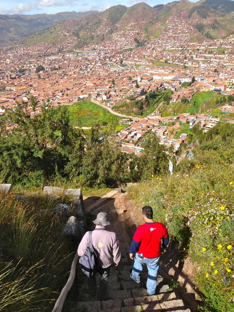 High Altitude - Lima