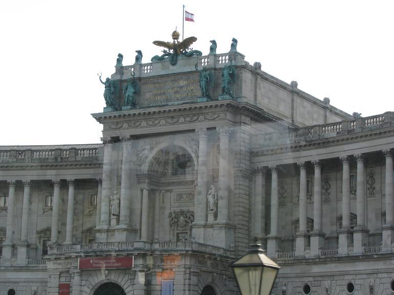 Hofburg Palace, Vienna - Vienna