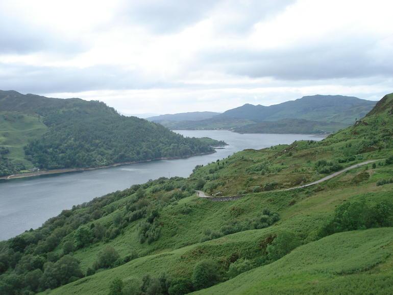 Isle of Skye - Glasgow