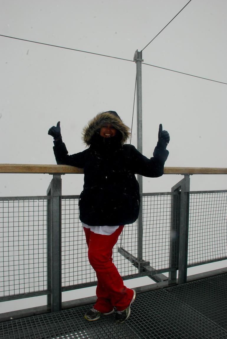 Jungfraujoch Sphinx!!! - Zurich