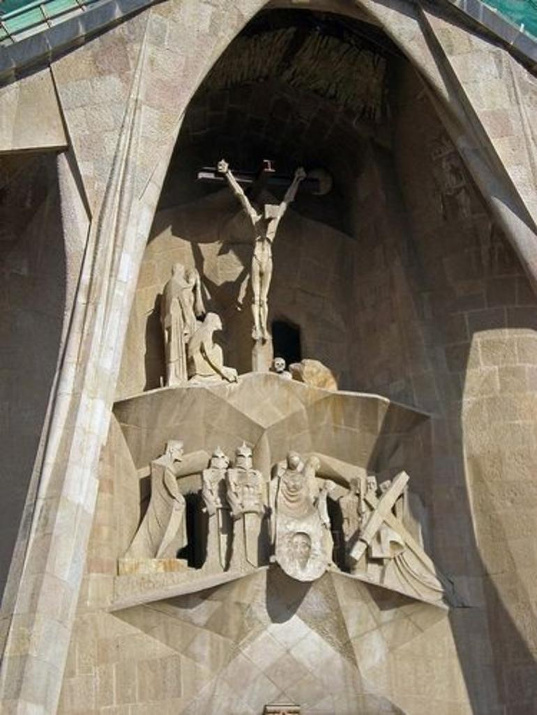 La Sagrada Familia - Barcelona - Barcelona