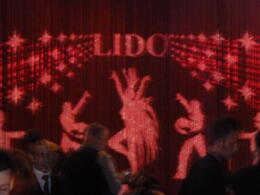 Lido de Paris Dinner and Show - January 2012