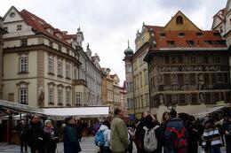 Central meeting spot, World Traveler - October 2010
