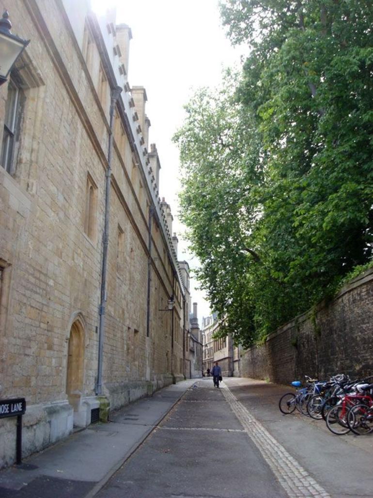 Oxford - London